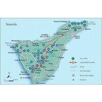 Cicerone Wandelgids Walking On Tenerife