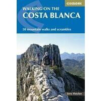 Cicerone Wandelgids Walking On The Costa Blanca
