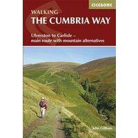 Cicerone Wandelgids Walking The Cumbria Way