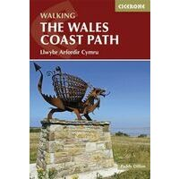 Cicerone Wandelgids Walking The Wales Coast Path