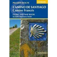 Cicerone Wandelgids Camino De Santiago