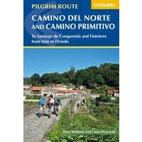 Cicerone Wandelgids Camino Del Norte & Camino Primitivo