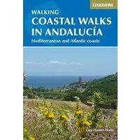 Cicerone Wandelgids Coastal Walks In Andalucia