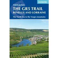Cicerone Wandelgids GR5 Trail Benelux & Lorraine