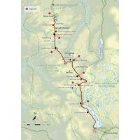 Cicerone Wandelgids Hiking The Overland Track Tasmania