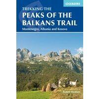 Cicerone Wandelgids Peak Of The Balkans Trail