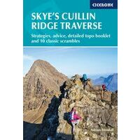 Cicerone Wandelgids Skye's Cuillin Ridge Traverse