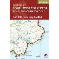 Cicerone Wandelgids South West Coast Path Volume 3