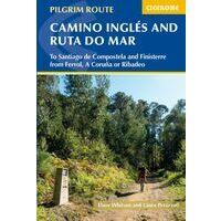 Cicerone Wandelgids The Camino Ingles And Ruta Do Mar