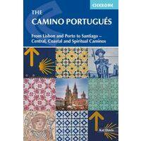 Cicerone Wandelgids The Camino Portugues