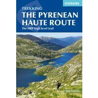 Cicerone Wandelgids The Pyrenean Haute Route - HRP