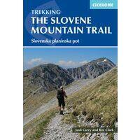 Cicerone Wandelgids The Slovene Mountain Trail