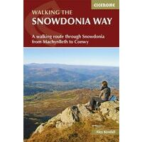 Cicerone Wandelgids The Snowdonia Way