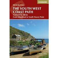 Cicerone Wandelgids The South West Coast Path