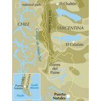 Cicerone Wandelgids Torres Del Paine