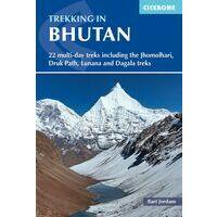 Cicerone Wandelgids Trekking In Bhutan