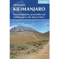Cicerone Wandelgids Trekking Kilimanjaro