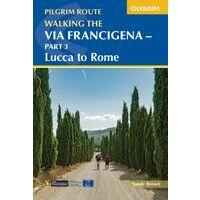 Cicerone Wandelgids Via Francigena Part 3
