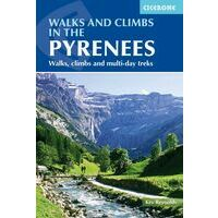 Cicerone Wandelgids Walking And Climbs In The Pyrenees