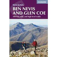 Cicerone Wandelgids Walking Ben Nevis & Glen Coe