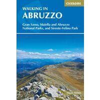 Cicerone Wandelgids Walking In Abruzzo