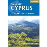 Cicerone Wandelgids Walking In Cyprus