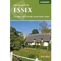 Cicerone Wandelgids Walking In Essex