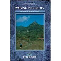 Cicerone Wandelgids Walking In Hungary