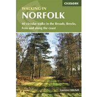 Cicerone Wandelgids Walking In Norfolk