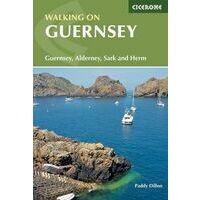 Cicerone Wandelgids Walking On Guernsey
