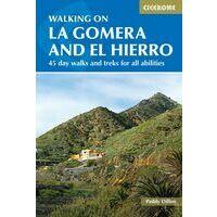 Cicerone Wandelgids Walking On La Gomera & EL Hierro