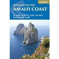 Cicerone Wandelgids Walking On The Amalfi Coast