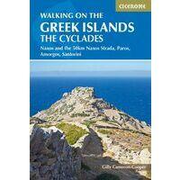 Cicerone Wandelgids Walking On The Greek Islands - Cyclades