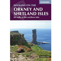 Cicerone Wandelgids Walking On The Orkney & Shetland Isles