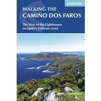 Cicerone Wandelgids Walking The Camino Dos Faros - Galicië