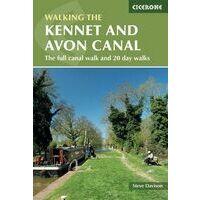 Cicerone Wandelgids Walking The Kennet & Avon Canal