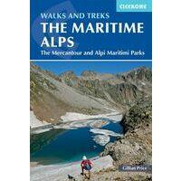 Cicerone Wandelgids Walking The Maritime Alps