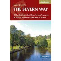 Cicerone Wandelgids Walking The Severn Way