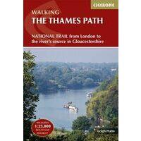Cicerone Wandelgids Walking The Thames Path