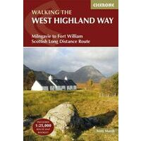Cicerone Wandelgids The West Highland Way