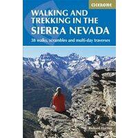 Cicerone Wandelgids Walking & Trekking In The Sierra Nevada