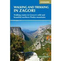 Cicerone Wandelgids Walking & Trekking In Zagori