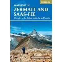 Cicerone Wandelgids Walking In Zermatt And Saas Fee