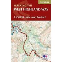 Cicerone West Highland Way Map Booklet