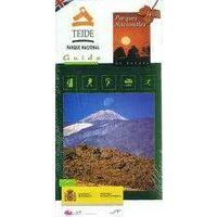 CNIG Maps Spain Wandelkaart 04 PN Teide (Tenerife)