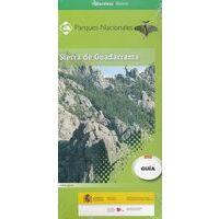 CNIG Maps Spain Wandelkaart + Gids Sierra De Guadarrama
