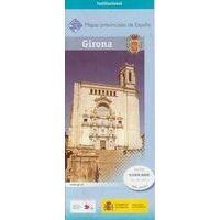 CNIG Maps Spain Wegenkaart 18 Provincie Girona