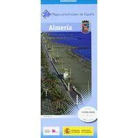 CNIG Maps Spain Wegenkaart 4 Provencie Almeria