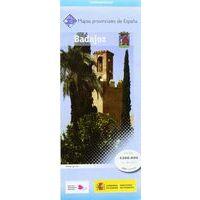 CNIG Maps Spain Wegenkaart 7 Provincie Badajoz