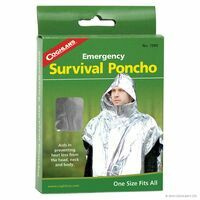 Coghlans Emergency Survival Noodponcho
